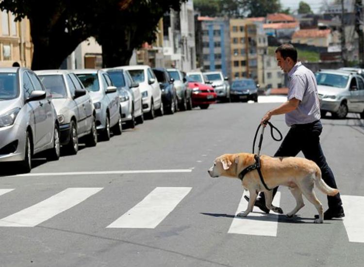 Cerca de 45 milhões de brasileiros possuem algum tipo de deficiência | Foto: Joá Souza | Ag. A TARDE - Foto: Joá Souza | Ag. A TARDE
