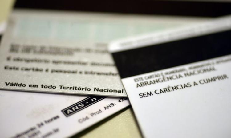 Os planos de saúde suspensos pertencem a duas operadoras | Foto: Agência Brasil - Foto: Foto: Agência Brasil