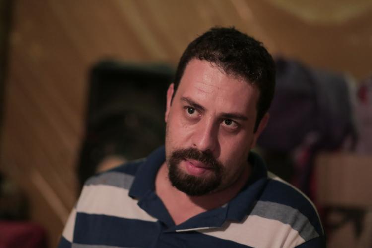 Guilherme Boulos (PSOL-SP), um dos líderes da frente - Foto: José Cícero da Silva | Agência Pública