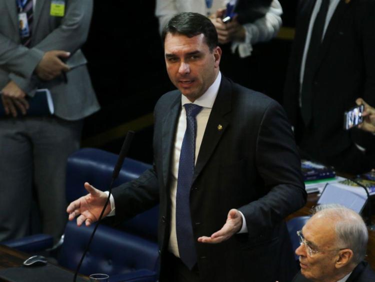 Senador aponta supostas irregularidades na comunicação feita pelo Coaf | Foto: Fabio Rodrigues Pozzebom | Agência Brasil - Foto: Fabio Rodrigues Pozzebom | Agência Brasil
