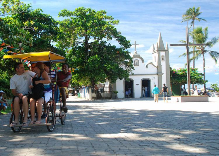 Praia do Forte precisa de um Plano Diretor Urbano que possa ordenar a ocupação   Foto: João Ramos   Bahiatursa   Setur - Foto: João Ramos   Bahiatursa   Setur