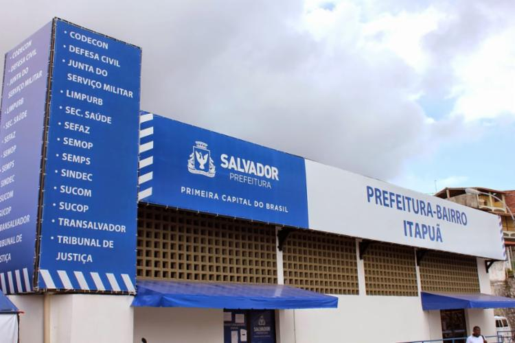Prefeituras-Bairro já realizaram 6.636 atendimentos | Foto: Divulgação | Secom - Foto: Divulgação | Secom