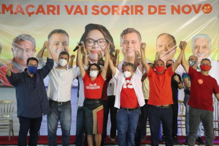 Convenção foi realizada neste domingo, 13 | Foto: Divulgação - Foto: Divulgação