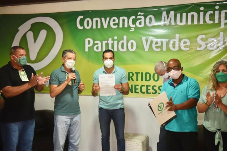 Evento realizado na sede da legenda | Foto: Divulgação - Foto: Divulgação