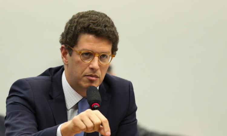 Ministro do Meio Ambiente, Ricardo Salles, é criticado por suas decisões - Foto: Divulgação