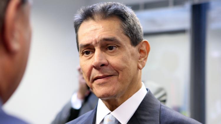 Presidente do PTB, Roberto Jefferson, é contra o apoio da legenda ao candidato Bruno Reis - Foto: Agência Brasil