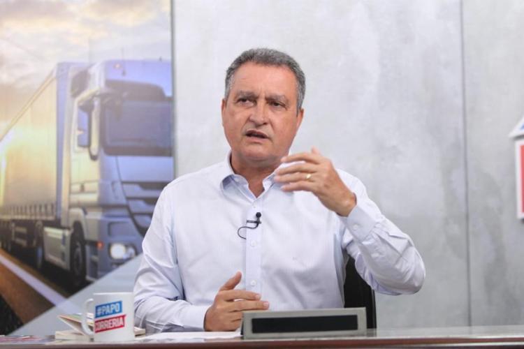 Vilas-Boas ainda não se pronunciou sobre o ocorrido. - Foto: Divulgação   Secom
