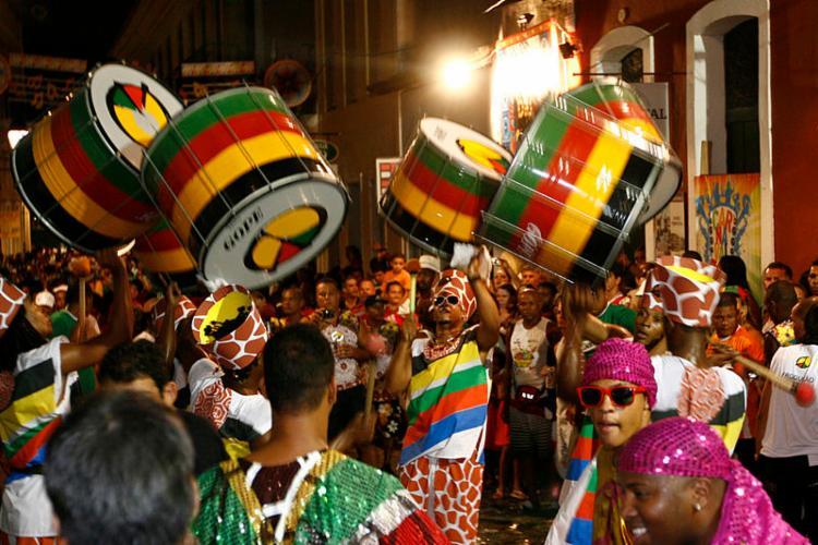 Lançamento terá show do Olodum | Foto: Divulgação - Foto: Divulgação
