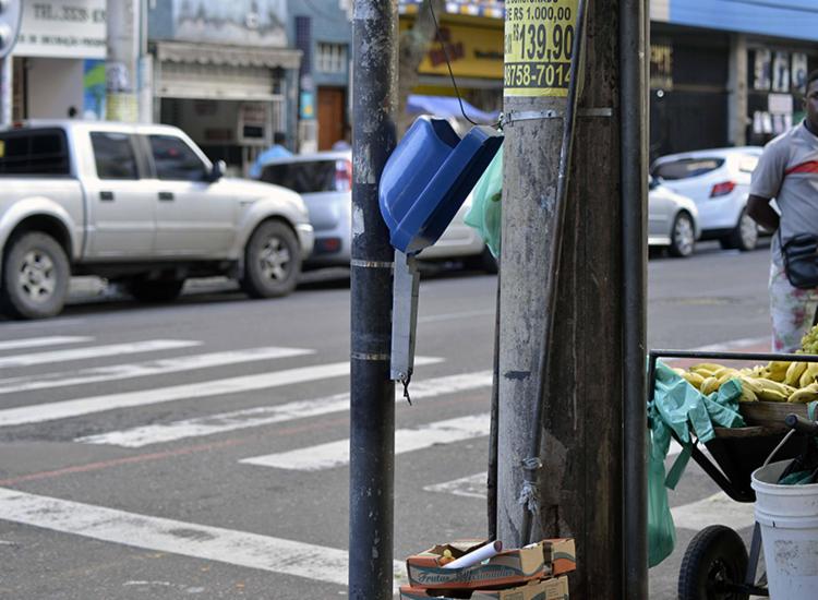 Atos de vandalismo causam prejuízo à capital baiana | Foto: Jefferson Peixoto | Divulgação | Secom - Foto: Jefferson Peixoto | Divulgação | Secom