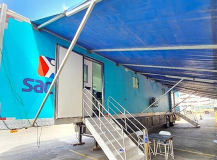 Serviço fica disponível no local até o dia 25 de outubro | Foto: Divulgação - Foto: Divulgação