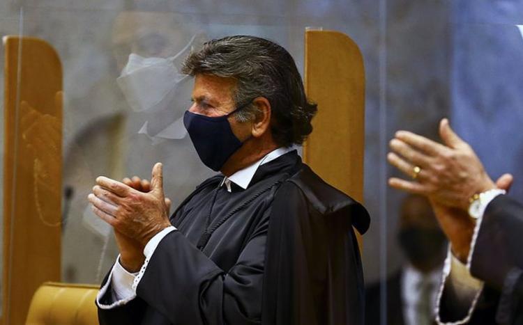 Fux assumiu o comando do Tribunal na última quinta-feira, 10, em Brasília   Foto: Marcelo Camargo   Agência Brasil - Foto: Foto: Marcelo Camargo   Agência Brasil