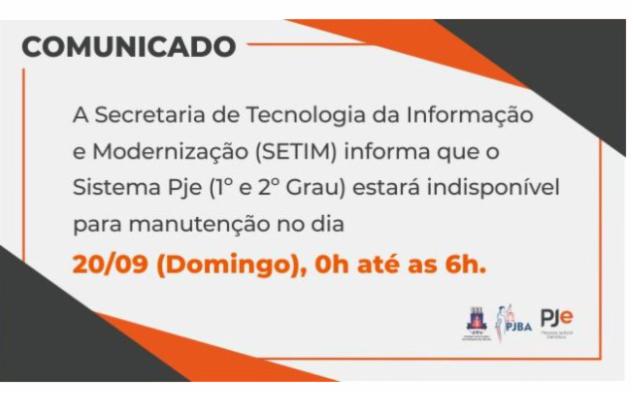 Site TJ-BA | Foto: Divulgação