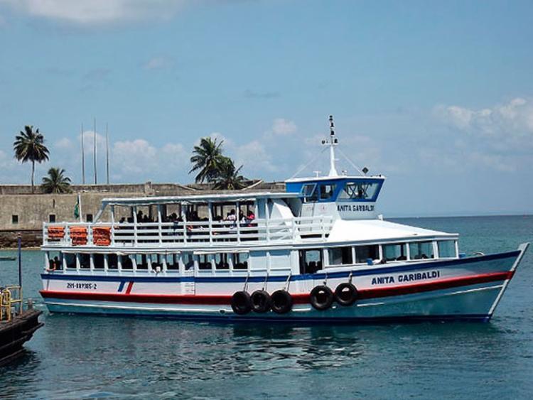 Sistema funciona normalmente das 5h às 8h, em Mar Grande | Foto: Divulgação | Astramab - Foto: Divulgação | Astramab