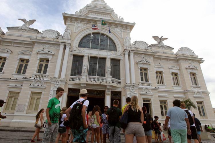 Retorno de turistas é aguardado para retomada desse importante segmento da economia de Salvador - Foto: Divulgação