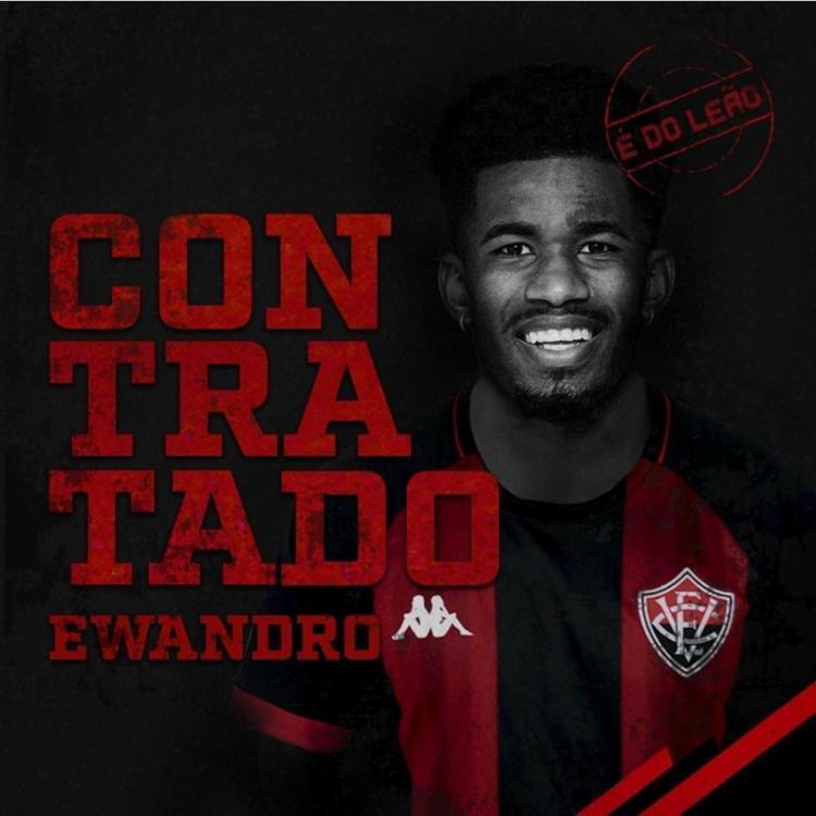 Atacante já se apresentou ao time baiano e participou do treinamento no CT Manoel Pontes Tanajura | Foto: Reprodução