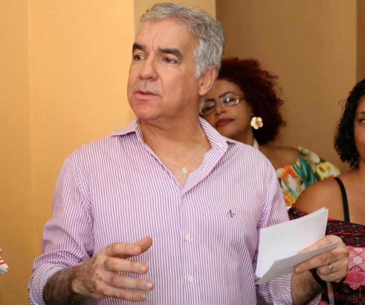 Com 30% das intenções de voto, Zé Neto aparece em empate técnico com o atual prefeito da cidade, Colbert Martins (MDB) - Foto: Divulgação