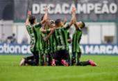 América-MG vence e assume vice-liderança da Série B | Foto: Mourão Panda | América
