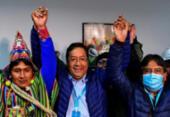 Itamaraty envia mensagem de saudação ao presidente eleito da Bolívia | Foto: Ronaldo Schemidt | AFP