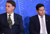Bolsonaro planeja disputa de 2022 com outro vice | Foto: Evaristo Sa | AFP