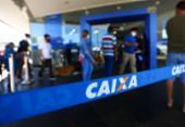 Caixa começa a pagar abono salarial em poupança social digital | Foto: Marcello Camargo | Agência Brasil