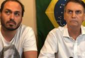 Carlos Bolsonaro usa redes sociais do presidente por engano para atacar colunista | Foto: Foto: Reprodução