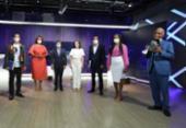 TVE promove debate entre candidatos de Salvador, Feira e Conquista | Foto: Ulisses Dumas | Band Bahia | 01.10.2020