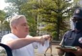 Guarda municipal humilhado por desembargador pede R$ 114 mil de indenização | Foto: Reprodução | Redes Sociais