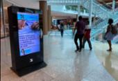 Shoppings de Salvador recebem totens digitais com desfibriladores | Foto: Divulgação