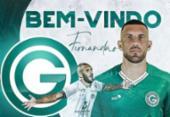 Ídolo do Bahia, atacante Fernandão é anunciado pelo Goiás, adversário desta sexta | Foto: Reprodução | Instagram