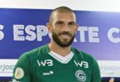 Regularizado, Fernandão afirma que vai comemorar caso marque gol contra o Bahia | Foto: Divulgação | Goiás