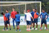 Bahia faz penúltimo treino antes de duelo pela Sul-Americana | Foto: Felipe Oliveira | EC Bahia