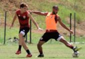Vitória tenta quebrar jejum de triunfos diante do Brasil de Pelotas | Foto: Letícia Martins | EC Vitória