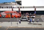 Vitória viaja para Ribeirão Preto sob protesto de organizada | Foto: Reprodução