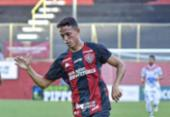 Atacante rescinde com o Vitória e acerta em definitivo com o Jacuipense | Foto: Letícia Martins | E.C.Vitória
