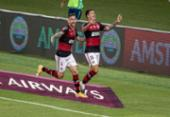 Flamengo derrota Junior Barranquilla pela Liberta; Palmeiras passa com melhor campanha | Foto: Maarcelo Cortes | Flamengo