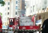Incêndio atinge o Hospital Federal de Bonsucesso, no Rio de Janeiro | Foto: Reprodução | GloboNews