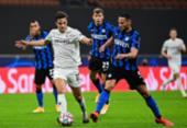 Inter de Milão e Mönchengladbach ficam no empate na Liga dos Campeões | Foto: Miguel Medina | AFP
