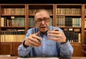 Olavo de Carvalho defende renúncia de Bolsonaro por não defender