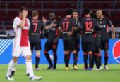 Fora de casa, Liverpool vence Ajax pela Liga dos Campeões | Foto: Kenzo Tribouillard | AFP