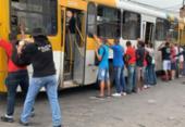 Gerrc realiza abordagem de coletivos nos bairros de Lobato e Amaralina nesta quinta-feira | Foto: Foto: Divulgação | Polícia Civil