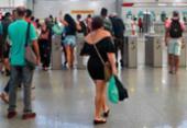Mais de 2,7 milhões de passageiros já tiveram a temperatura medida no metrô | Foto: