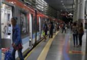Bahia registra maior queda na demanda do sistema metroviário durante o mês de julho | Foto: Felipe Iruatã