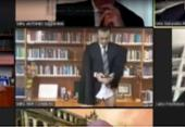 Ministro do STJ aparece sem calças durante sessão por videoconferência | Foto: Foto: Reprodução
