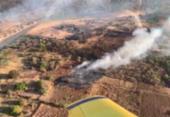 Incêndios florestais atingem municípios baianos; bombeiros monitoram áreas | Foto: Divulgação | CBMBA