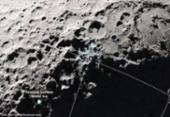 Nasa afirma ter encontrado moléculas de água na superfície da Lua | Foto: Foto: Divulgação | Nasa