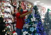 Pandemia eleva a expectativa de vendas de artigos natalinos | Foto: Rafael Martins | Ag. A TARDE