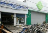 Obras Sociais Irmã Dulce recebem R$ 700 mil após explosão de farmácia em Camaçari | Foto: Luciano da Matta | Ag. A TARDE