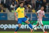 Paquetá é convocado para assumir vaga de Coutinho na Seleção Brasileira | Foto: Lucas Figueiredo | CBF