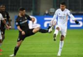 Casemiro brilha e Real arranca empate contra o Monchengladbach pela Champions | Foto: Ina Fassbender | AFP