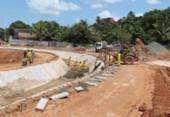 Rui Costa visita obras de urbanização em Nova Constituinte | Foto: Foto: Fernando Vivas | GOVBA